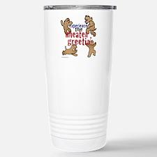 Wheaten Greetin' Thermos Mug