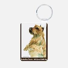 Red Australian Terrier Beg Keychains
