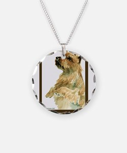Red Australian Terrier Beg Necklace