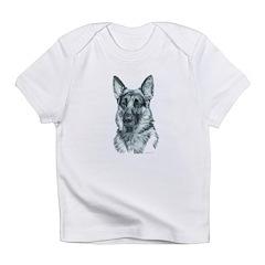 German Shepherd Infant T-Shirt