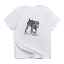 German Wire Hair Pointer Infant T-Shirt