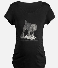 German Wire Haired Pointer sl T-Shirt