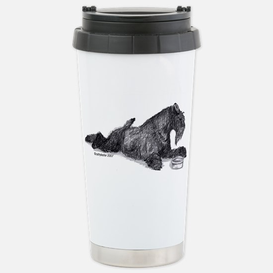 Kerry with Bowl Stainless Steel Travel Mug