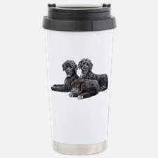 Portuguese Water Dogs Travel Mug