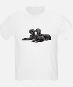 Portuguese Water Dogs T-Shirt