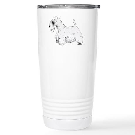 Sealyham Terrier Stainless Steel Travel Mug