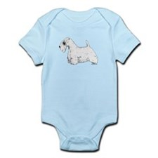 Sealyham Terrier Infant Bodysuit