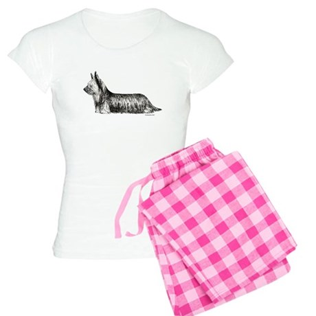 Skye Terrier Women's Light Pajamas