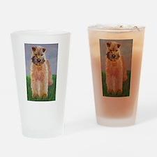 Wheaten Drinking Glass