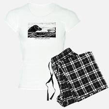 Pursue Your Passion Curly Coa Pajamas