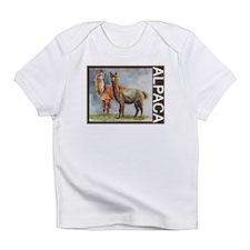 Alpaca Pair Infant T-Shirt
