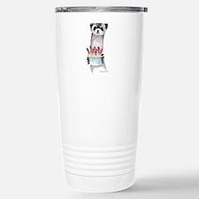 Birthday Ferret Travel Mug