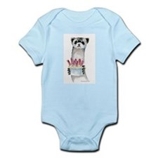 Birthday Ferret Infant Bodysuit