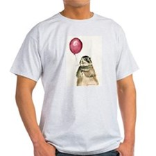 Prairie Dog With Balloon T-Shirt