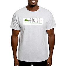 Agility Christmas Lights T-Shirt