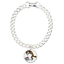 Fox and Present Bracelet
