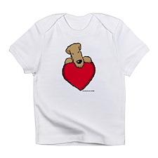 SCWT heart Infant T-Shirt