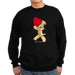 SCWT valentine Sweatshirt (dark)