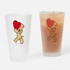 SCWT valentine Drinking Glass