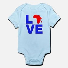 Love Africa Infant Bodysuit