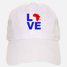 Love Africa Baseball Baseball Cap