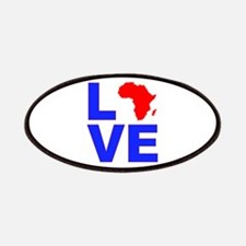 Love Africa Patches