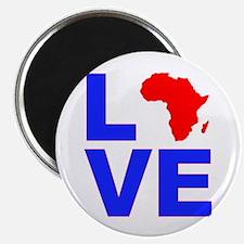 Love Africa Magnet
