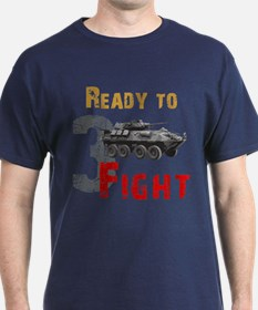 3rd LAR Ready to Fight T-Shirt