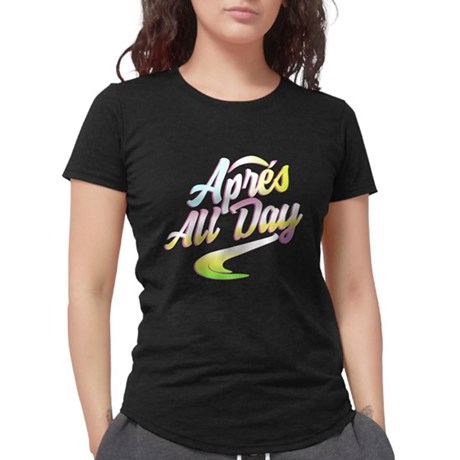 Hopeful Women's Dark T-Shirt