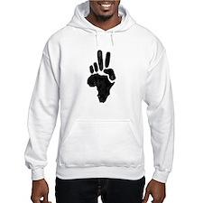 African Peace Hoodie
