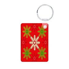 Snowflake Array Keychains