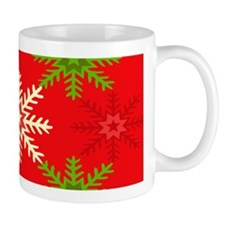Snowflake Array Mug