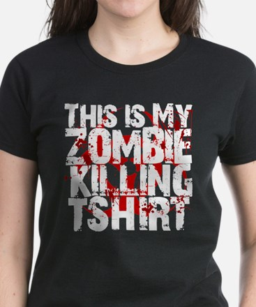 This is My Zombie Killing t-s Tee