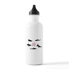 Human Week Water Bottle