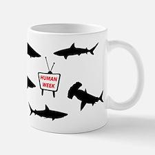 Human Week Mug