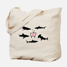 Human Week Tote Bag