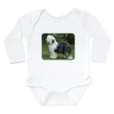 Old English Sheepdog 9F054D-18 Long Sleeve Infant