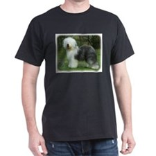 Old English Sheepdog 9F054D-17 T-Shirt