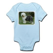 Old English Sheepdog 9F054D-17 Infant Bodysuit