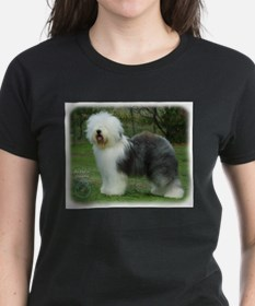 Old English Sheepdog 9F054D-17 Tee