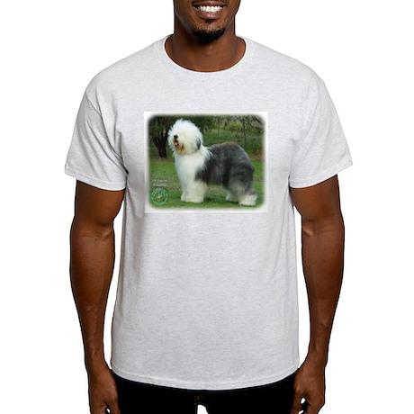 Old English Sheepdog 9F054D-08 Light T-Shirt