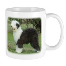 Old English Sheepdog 9F055D-17 Small Mug