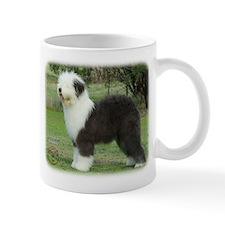 Old English Sheepdog 9F055D-17 Small Mug