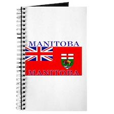 Manitoba Manitoban Flag Journal