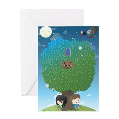 poster_nologo Greeting Cards