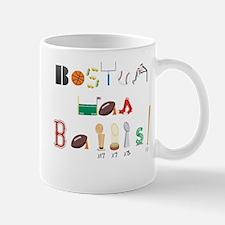 Unique Boston sports Mug