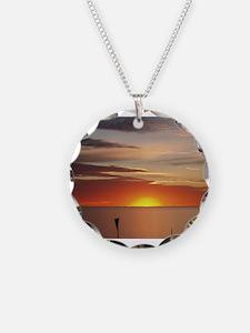 elph Hallett Cove,S.A. sunset Necklace