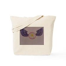 Biker wings Tote Bag
