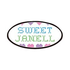 Sweet JANELL Patches