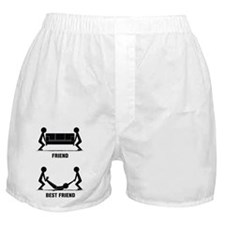 Best Friend Boxer Shorts
